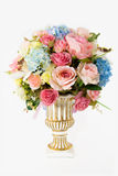 Flower in a Vase. Decoration your rooms Royalty Free Stock Photography