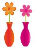 Flower vector Stock Image