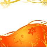 Flower vector design Royalty Free Stock Photo