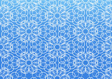 Flower vector pattern. Royalty Free Stock Photos