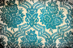 Flower vintage wallpaper Royalty Free Stock Image