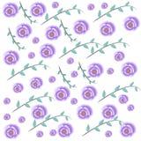 Flower of wallpaper. On  background Stock Image