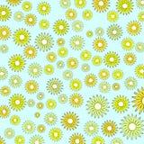 Flower Wallpaper Royalty Free Stock Photo