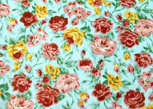 Flower wallpaper textile Stock Photo