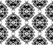 Flower wallpaper. Vector Stock Photography