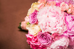 Flower wedding bouque Stock Photography