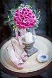 Flower, Wedding, Detail, Bouquet Stock Photos