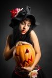 Flower witch Stock Photo