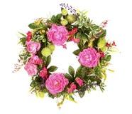 Flower wreath Stock Photography