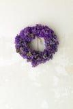 Flower wreath in greece Stock Photos