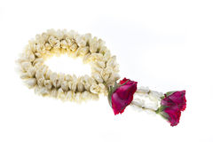 Flower wreath thailand mother's day Stock Photo