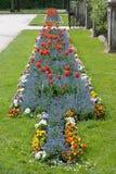 Flowerbed Стоковое Изображение RF