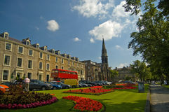 Flowerbeds At Harrogate Royalty Free Stock Photography