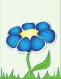 Floweret étonnant Images libres de droits