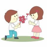 Flowerlove 免版税库存照片