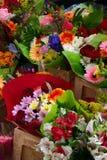 Flowermarket - 1 Stock Image