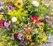Flowermix 1 στοκ φωτογραφία
