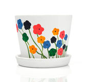 Flowerpot Stock Photography