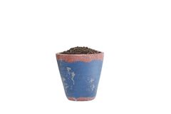 flowerpot Lizenzfreies Stockfoto