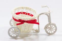 Flowerpot bike Royalty Free Stock Photography