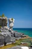 Flowerpot-Insel lizenzfreies stockbild
