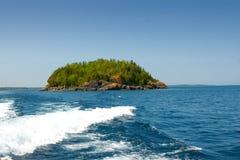 Flowerpot island. A photo taken around Flowerpot Island, Ontario, Canada Stock Photos