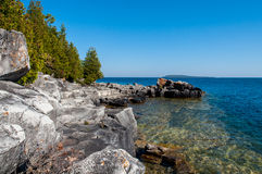 Flowerpot island Royalty Free Stock Photography
