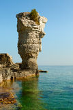 Flowerpot Island Stock Photography