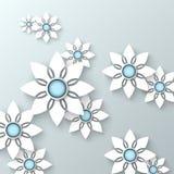 Flowers4 Ilustração Royalty Free