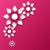 Flowers6 Ilustração Stock
