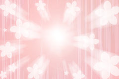 Flowers abstract background Royalty Free Stock Images