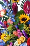 Flowers arrangement Royalty Free Stock Photography