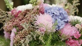 Flowers Arrangement Stock Photos