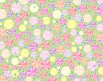 Flowers background Royalty Free Stock Photos