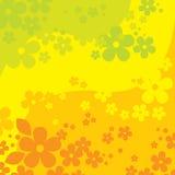 Flowers Background (illustration) Stock Photo