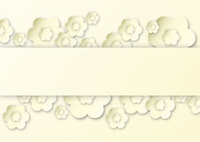 Flowers background yellow. Flowers back ground yellow Royalty Free Stock Image