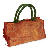 Flowers bag. Stock Photography