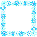 Flowers - Border royalty free stock photos