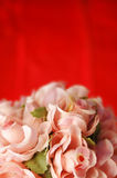 Flowers border Royalty Free Stock Photography