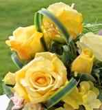 Flowers bouquet arrangement for decoration Stock Photography
