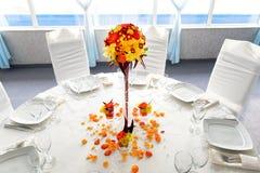 Flowers bouquet arrangement for decoration. S Royalty Free Stock Photo