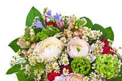 Flowers bouquet Stock Photos