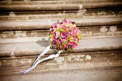 Flowers, Bridal Bouquet, Wedding Royalty Free Stock Photography