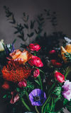 Flowers in Case Focus Photography Stock Photos