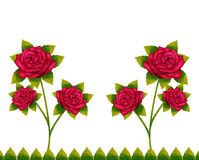 FLOWERS DESIGN. Can be used by many companies Stock Photography