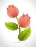 Flowers design. Stock Image