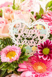 Flowers for easter Royalty Free Stock Image