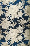Flowers on fabrics Royalty Free Stock Image