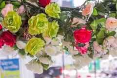 Flowers fake Stock Image