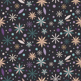 Flowers floral seamless pattern background Royalty Free Stock Photography